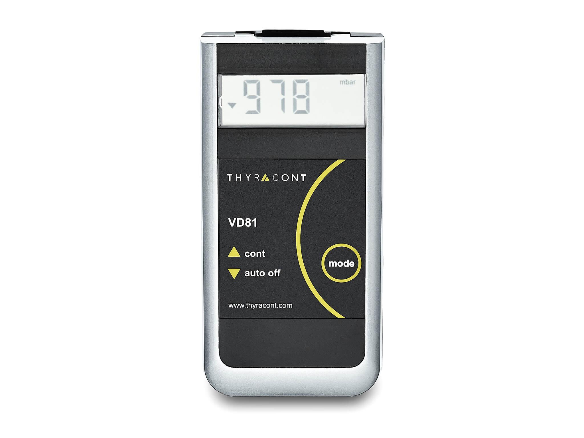 Kompakt Vákuummérő VD8